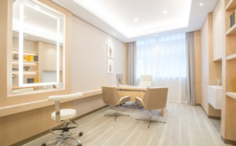 Location of St. Stamford Plastic Surgery and Aesthetic Hospital, Chengdu